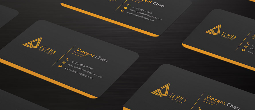 Free Business Card Template PSDs For Photoshop Free Downloads - Free business cards template